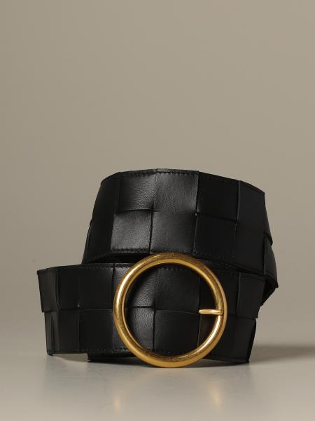 Bottega Veneta belt in woven nappa