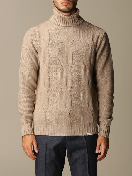 Brooksfield turtleneck in wide cable knit
