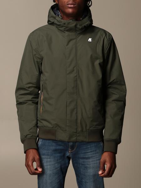 Jacket men K-way