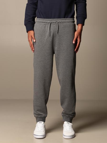 K-Way men: Andre K-way trousers in cotton