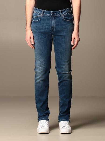 Re-Hash: Jeans Rubens Re-hash in denim used