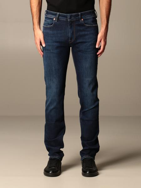 Re-Hash: Jeans Rubens Re-hash in denim used stretch