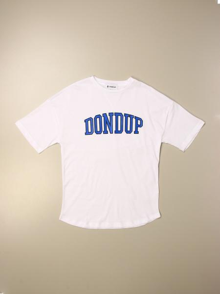 Dondup cotton T-shirt with print
