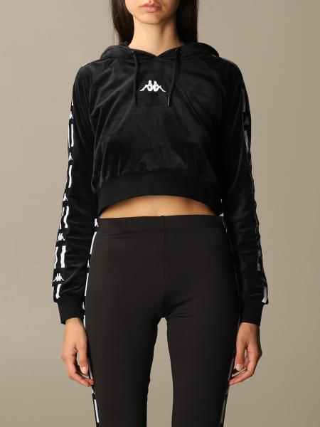 Kappa: Authentic USA Kappa cropped sweatshirt with logo
