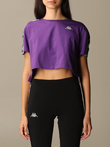 Kappa: Authentic Kappa cropped t-shirt with logo