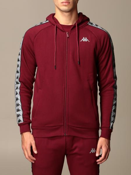 Kappa: Kappa sweatshirt with hood and logo