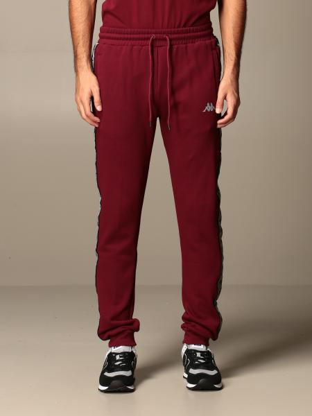 Kappa: Kappa jogging trousers with logoed bands