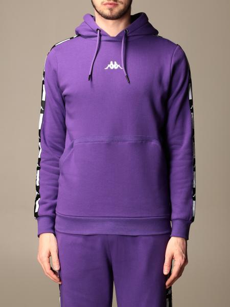 Kappa: Authentic USA Kappa hoodie with logo
