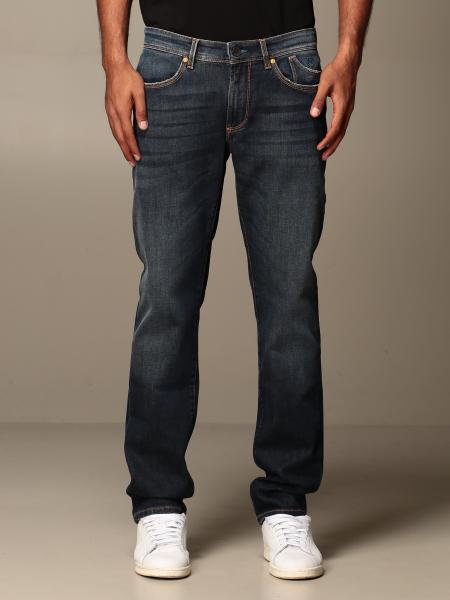 Jeckerson: Jeans Jeckerson in denim stretch triblend