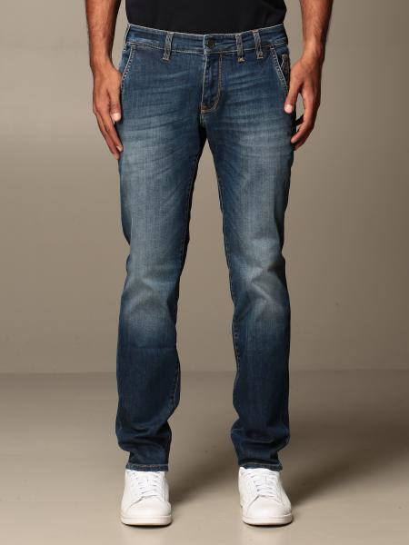 Jeckerson: Jeans Jeckerson in denim used stretch triblend