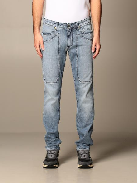Jeckerson: Jeans Jeckerson in denim ecosostenibile