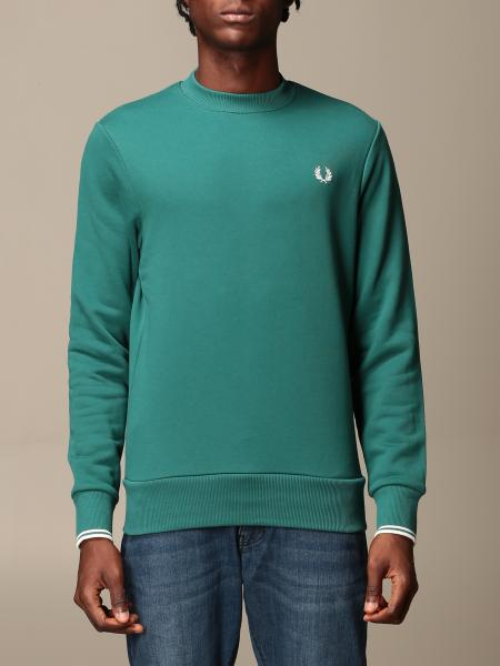 Sweatshirt homme Fred Perry