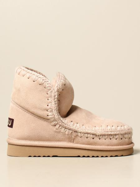 Eskimo 18 Mou sneakers boot in sheepskin