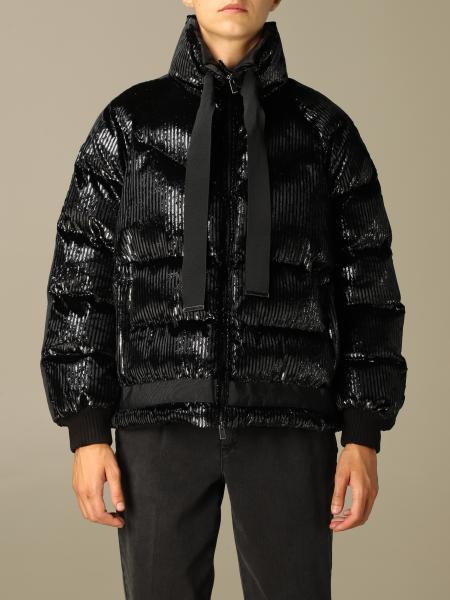 Livio 2 devorè velvet down jacket