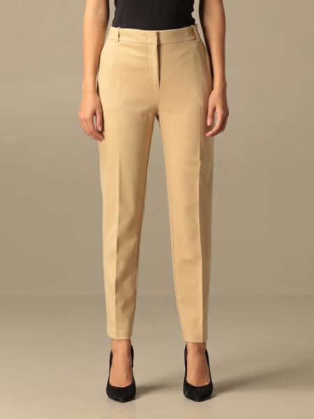 Pinko donna: Pantalone Bello 88 Pinko in punto stoffa slim
