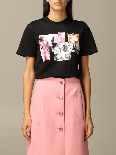 T-shirt women Prada