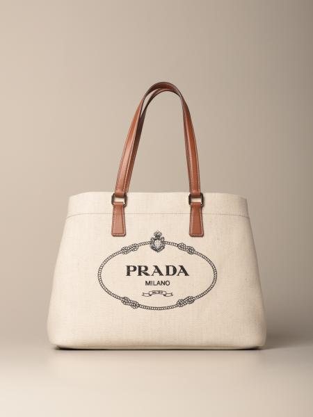 Shoulder bag women Prada