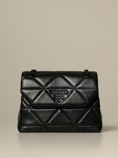 Spectrum Prada bag in quilted nappa