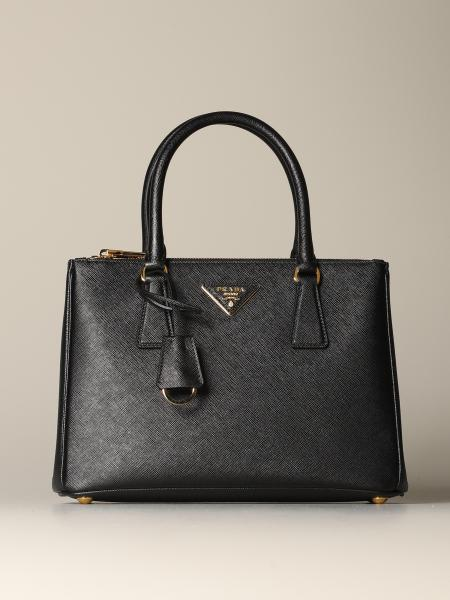 Prada small Galleria bag in saffiano leather