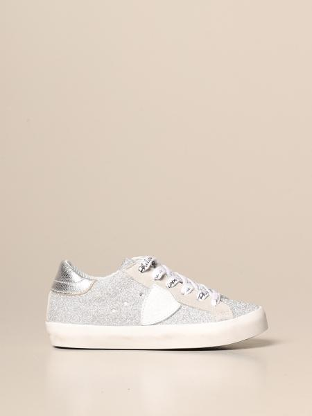 Sneakers Paris Philippe Model glitter