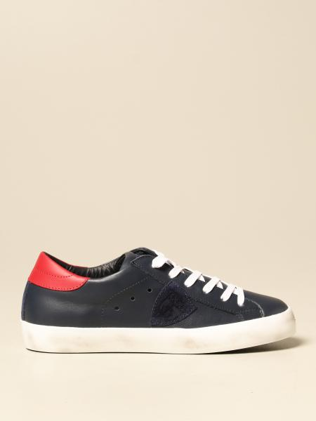 Paris Philippe Model sneakers in leather