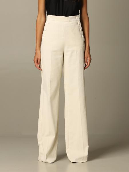 Serio Max Mara trousers in cotton