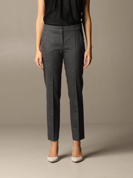 Abano Max Mara trousers in virgin wool and cashmere