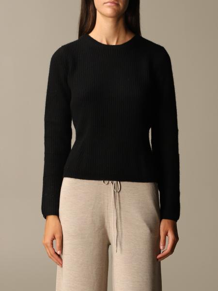 Max Mara women: Peirak Max Mara cashmere and wool sweater