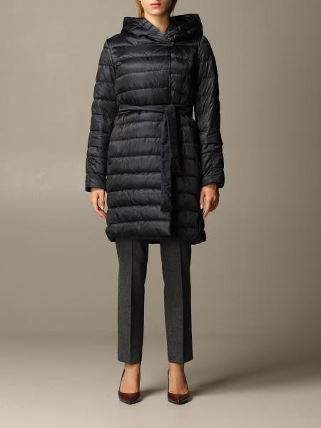 Novef Max Mara The Cube down jacket with hood