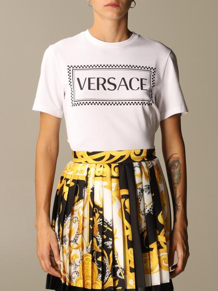 Versace T-shirt with 90s Vintage logo