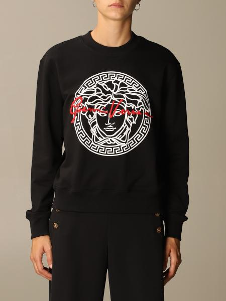 Sweatshirt women Versace