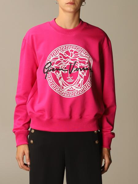 Sweatshirt women Versace