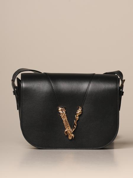 Shoulder bag women Versace