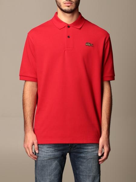 Polo shirt men Lacoste L!ve