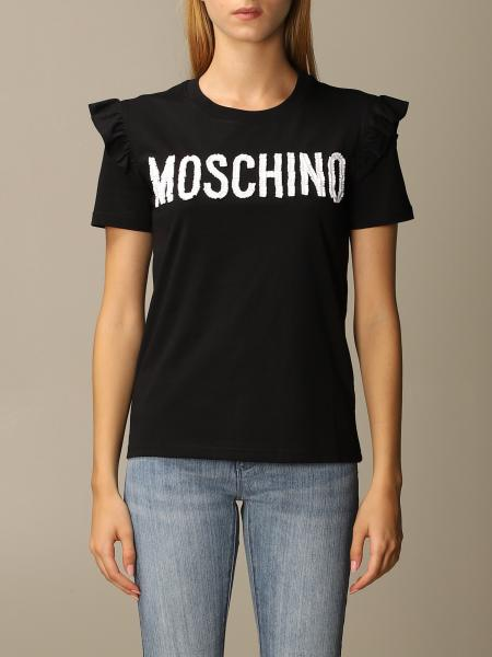 T-shirt damen Moschino Couture