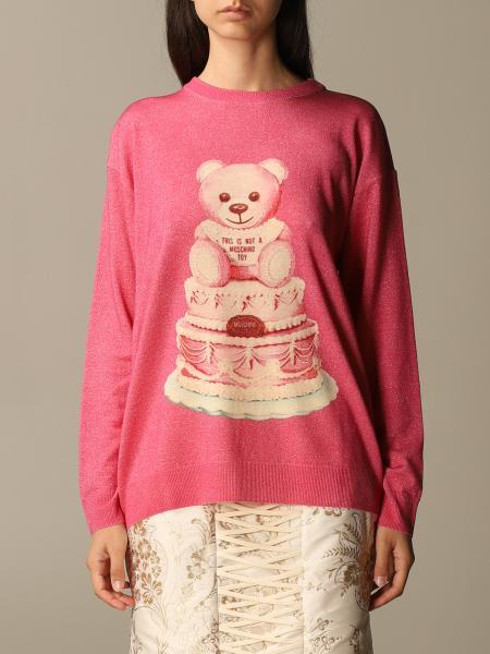 Moschino für Damen: Pullover damen Moschino Couture