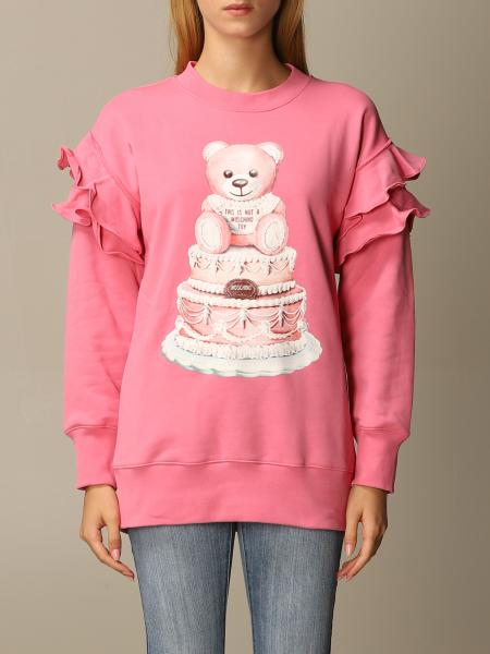 Sweatshirt women Moschino Couture