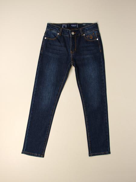 Jeans Jeckerson in denim used
