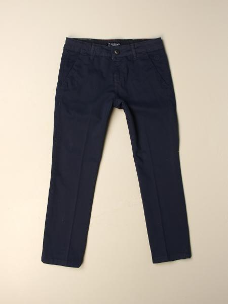 Pantalone Jeckerson in cotone rasellato
