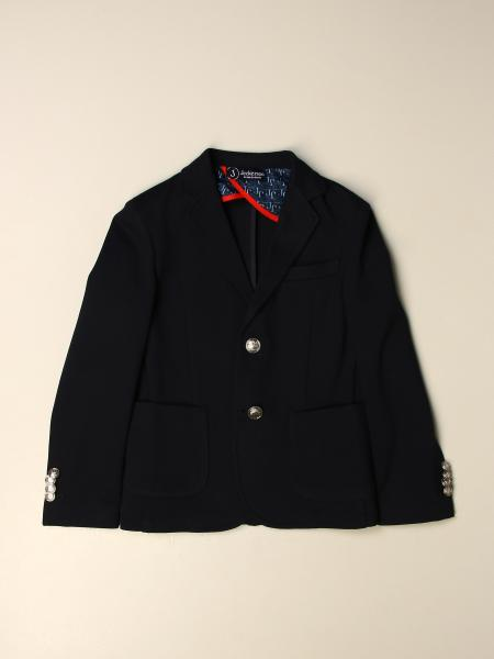 Jeckerson blazer in cotton jersey