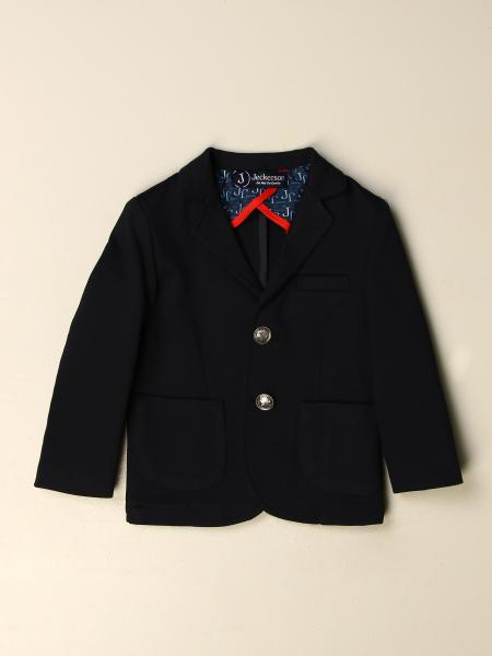 Blazer Jeckersn in jersey piquet