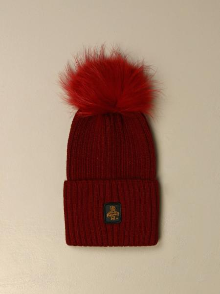 Refrigiwear: Refrigiwear beanie hat with fur pompom