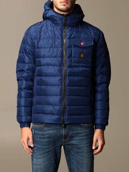 Refrigiwear: Refrigiwear down jacket with hood