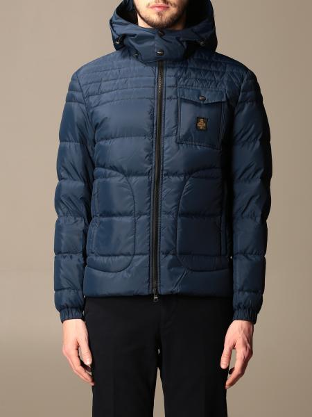 Refrigiwear: Refrigiwear down jacket in quilted nylon