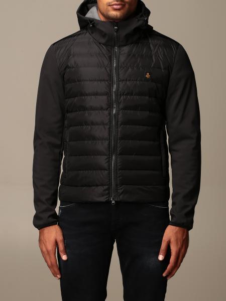 Refrigiwear: Refrigiwear down jacket with hood and zip