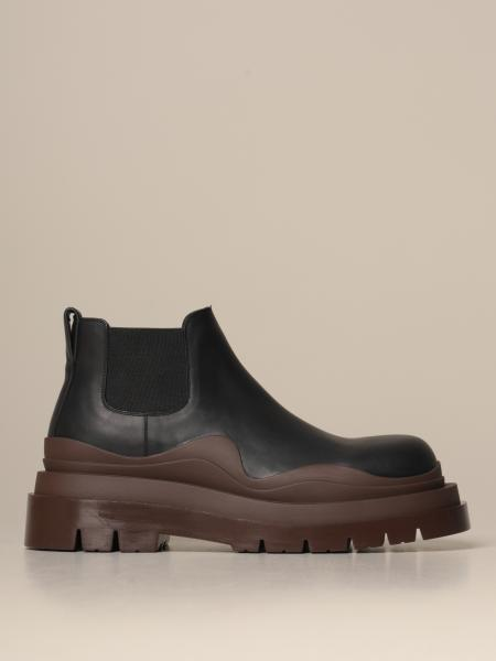 Stivaletto Chelsea BV Tire Bottega Veneta in pelle
