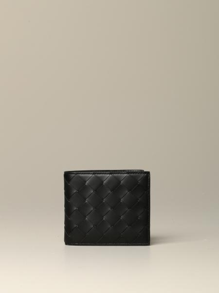Bottega Veneta wallet in woven leather 1.5