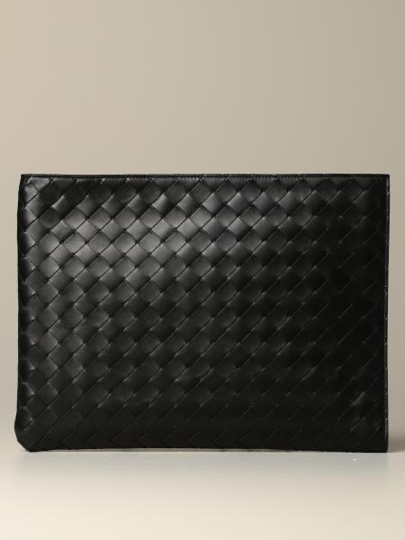 Bottega Veneta document holder in woven nappa 1.5