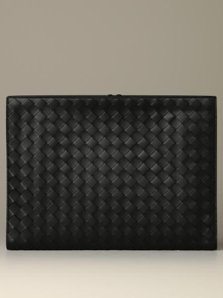Bottega Veneta document holder in woven leather 1.5