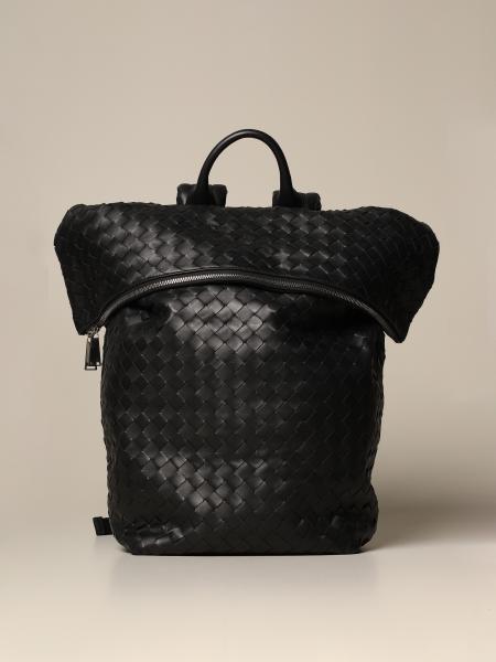 Bottega Veneta backpack in woven leather